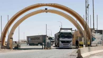 صورة المنافذ الحدودية: إحالة مسافر عراقي للقضاء وإعادة شاحنتين للجانب الإيراني