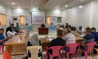 """""""باو"""" تعقد جلسة حوارية حول  مشاكل اللقاحات في الديوانية"""