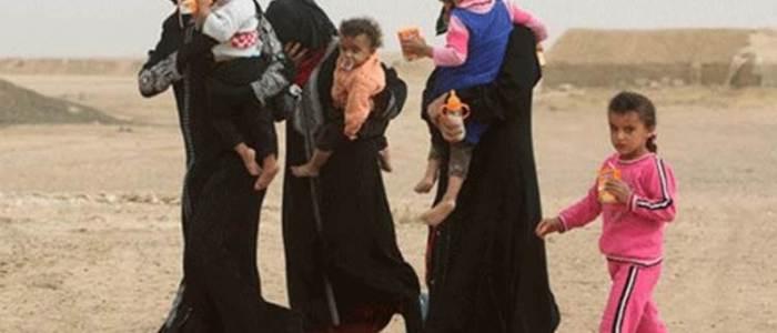 بعد عودة اغلب ساكنيها لمناطقهم.. إغلاق 4 مخيمات للنازحين في نينوى