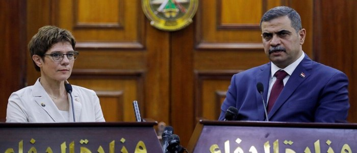  السويد تؤكد.. وزير الدفاع العراقي مواطن سويدي ويسكن احدى ضواحي ستوكهولم
