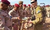 التحالف الدولي ينسحب من مقره في نينوى