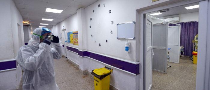 الصحة العالمية توضح حقيقة انتشار كورونا عبر انظمة التبريد في مستشفيات العزل