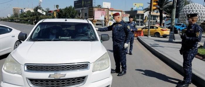 """عمليات بغداد تحذر: لدينا """"الأوامر الصارمة """"بالتعامل مع من يخرق الحظر"""