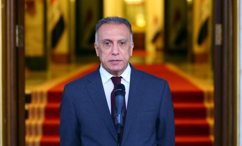 """صورة الكاظمي :عمر حكومتي أسبوع وعلاوي طلب مني تعيين ابنته و إذا سئل سيقول """"ما أدري"""""""