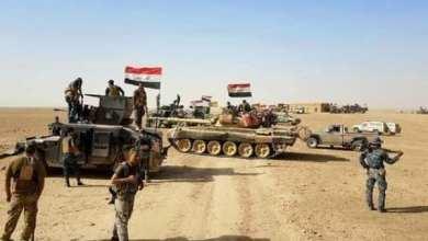 صورة الكاظمي يشرف على عملية عسكرية في كركوك لملاحقة داعش