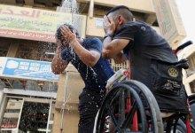 صورة موعد انتهاء موجة الحر في العراق