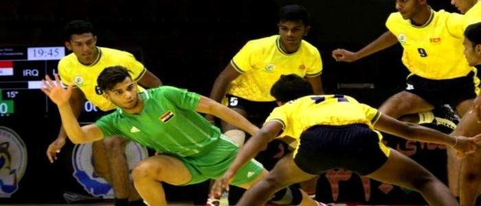"""العراق يستضيف البطولة العربية الأولى بـ """"الكبادي"""" للرجال"""