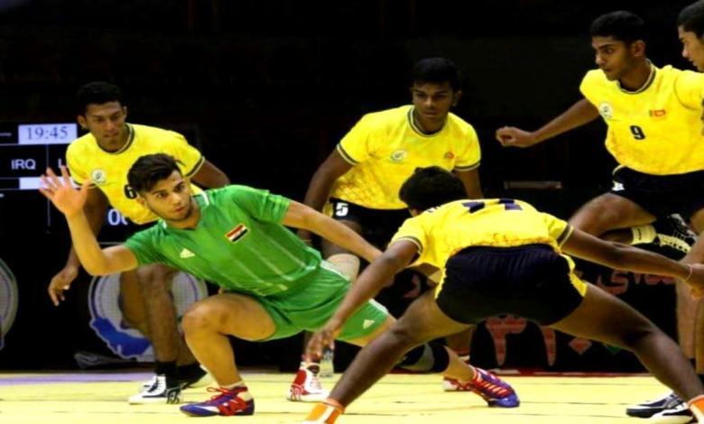 """صورة العراق يستضيف البطولة العربية الأولى بـ """"الكبادي"""" للرجال"""