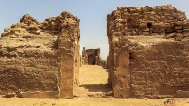 صورة كنيسة الاقيصر في كربلاء تنتظر من يعبد لها الطريق