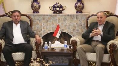 صورة تحالف عزم ينتخب خالد العبيدي رئيسا للهيئة السياسية