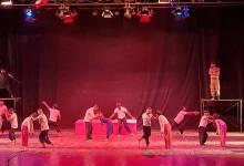 صورة عرضان في افتتاح مهرجان العراق للمسرح الوطني