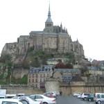 モンサンミッシェル旅行記1(パリから自力で行く方法)