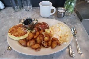 【サンフランシスコのレストラン】plow(朝食・ブランチ専門店)