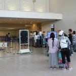 成田空港での国内線→国際線乗り継ぎ体験記(伊丹発)