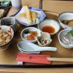 ルネッサンスリゾートオキナワ・日本料理「彩」昼食・うとぅいむちランチ