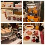 ANAクラウンプラザホテル京都・カフェレストラン「コージー」朝食全メニュー