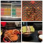 ヒルトン名古屋インプレイス3-3朝食ブッフェ(名古屋めしとアイスキャンディーが印象的)