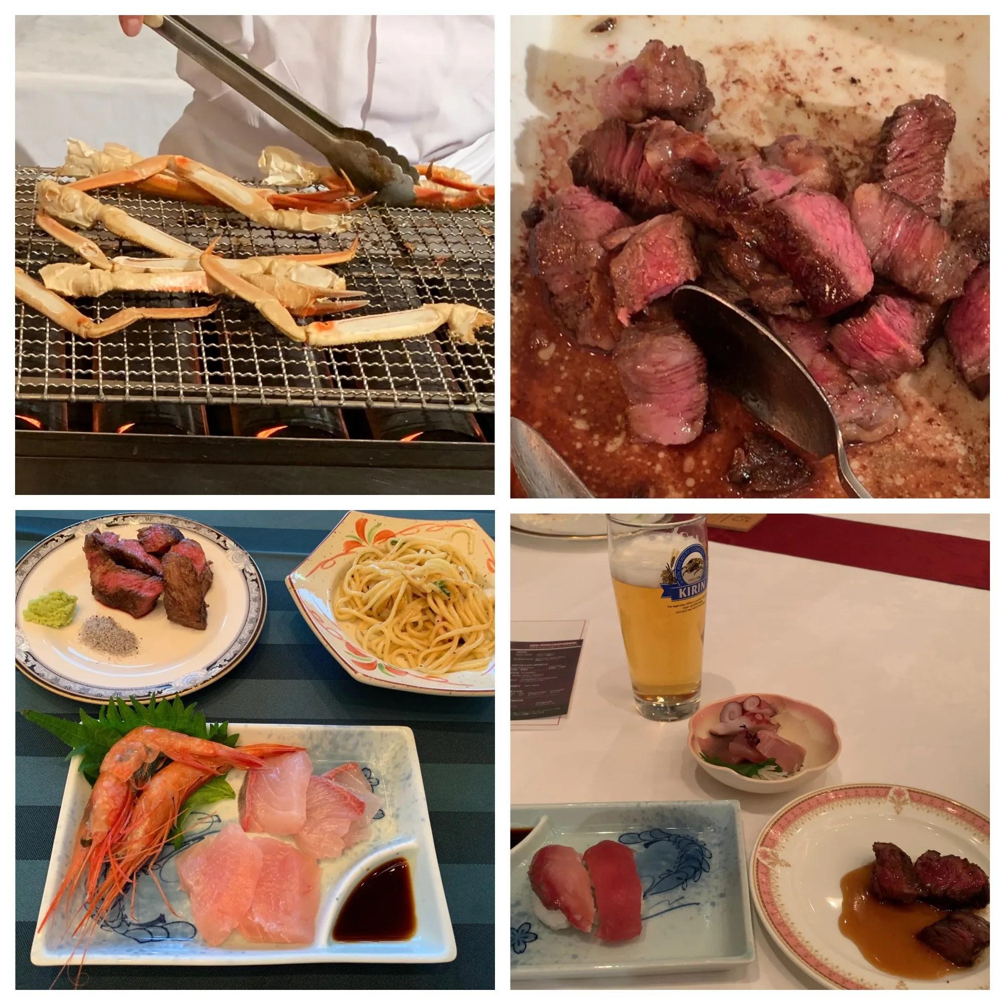 琵琶湖マリオットホテルの季節限定ブッフェはおすすめ!メニューを紹介