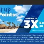 2021年4Qヒルトンキャンペーン「Power up your points」