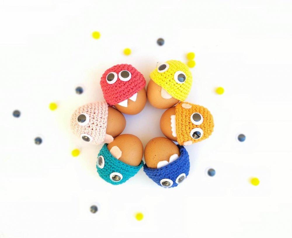 Crochet Easter Egg Cozies