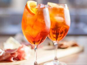 Spritz Aperol Cocktail