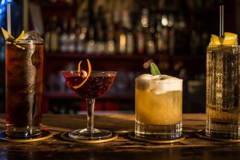 Cocktail a domicilio R&B