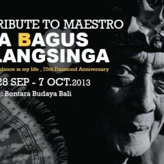 A Tribute to Maestro