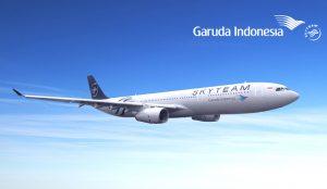 GARUDA INDONESIA LAYANI RUTE JAKARTA - NAGOYA PP MULAI pada 23 MARET 2019
