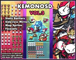 Ækashics – RPG Monster & Character assets!