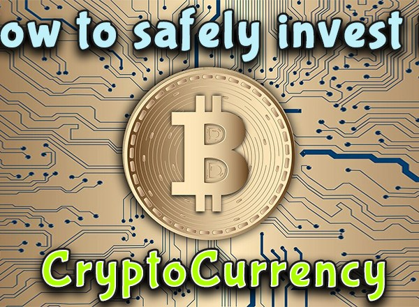 How to safely invest in cryptocurrency like bitcoin ethereum doge shibainu