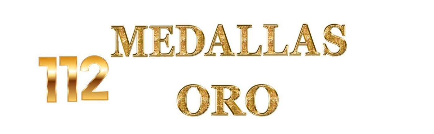 112 Medallas de ORO AkataVino CIVAS 2016