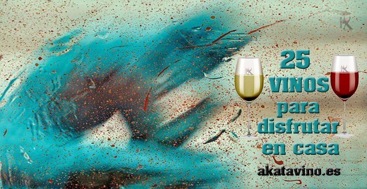 25 Vinos para comprar online y disfrutar en casa. 25 propuestas de éxito | AkataVino Magazine