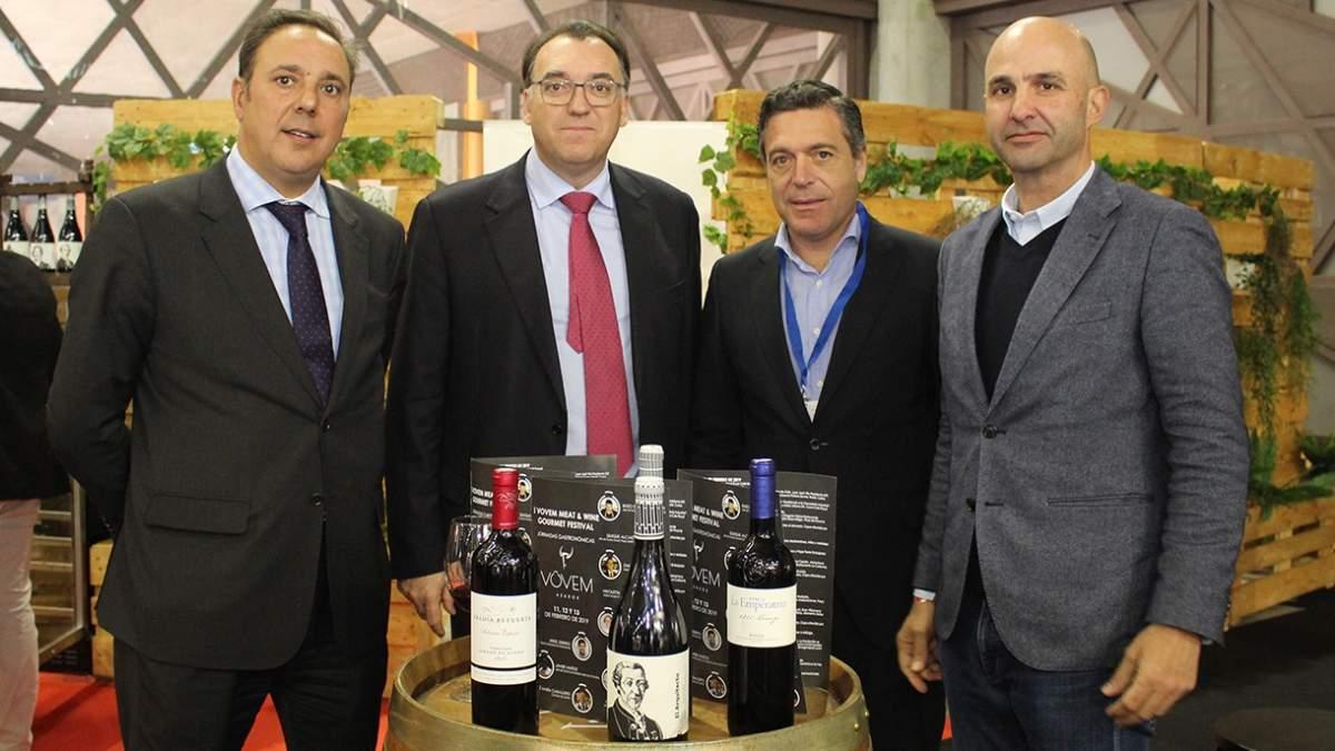 Bodegas Lara presenta las I Jornadas Gastronómicas VOVEM