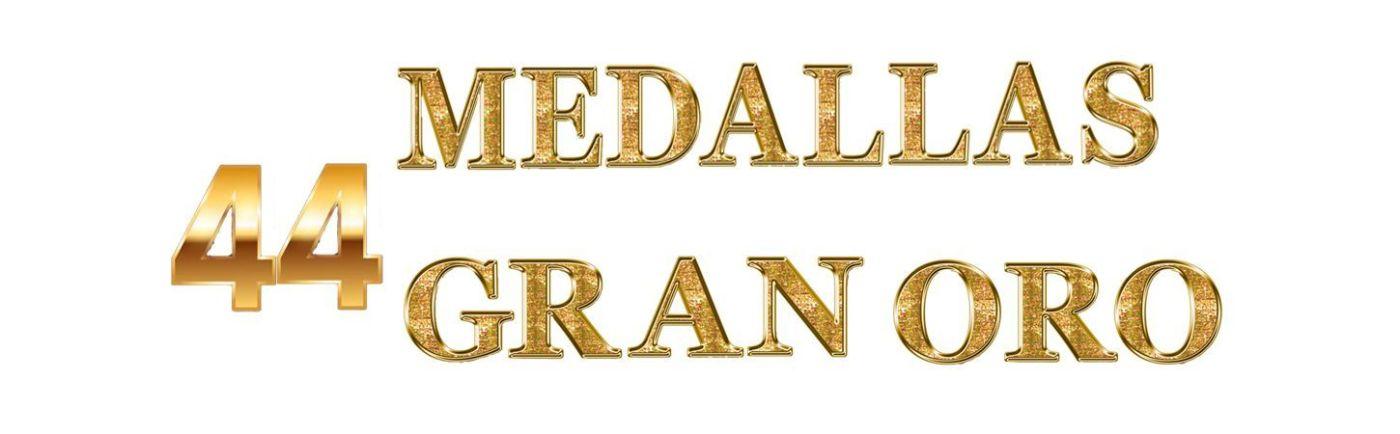 44 Medallas Gran ORO AkataVino CIVAS 2016 1450x450