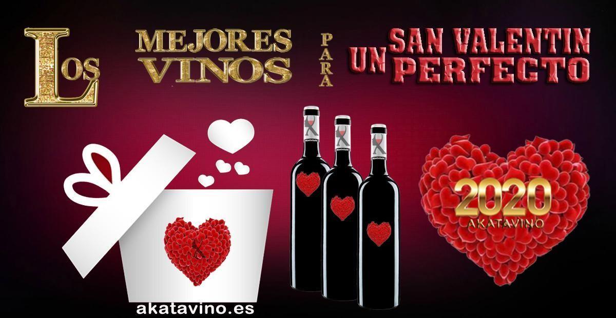 Los Mejores Vinos para un San Valentín perfecto | Una selección de AkataVino Magazine