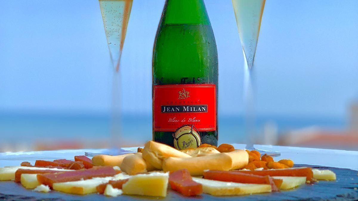 Queso y Champagne, una alianza vanguardista, un maridaje perfecto | AkataVino Magazine