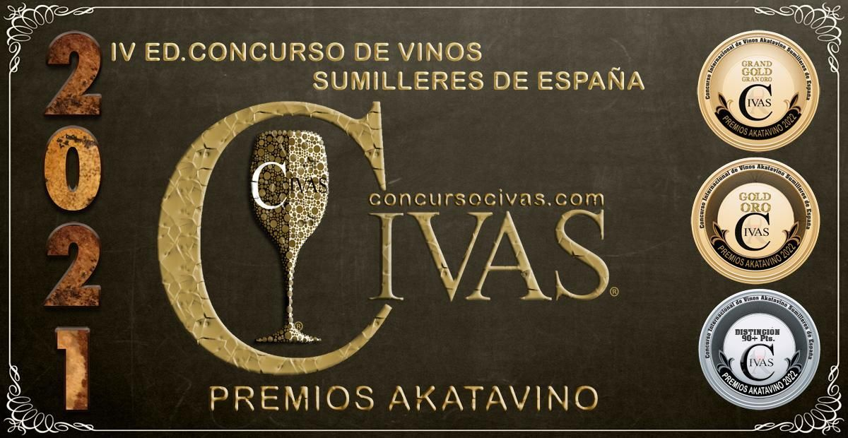 Últimas plazas disponibles inscripciones de bodegas IV Concurso CIVAS | Premios AkataVino