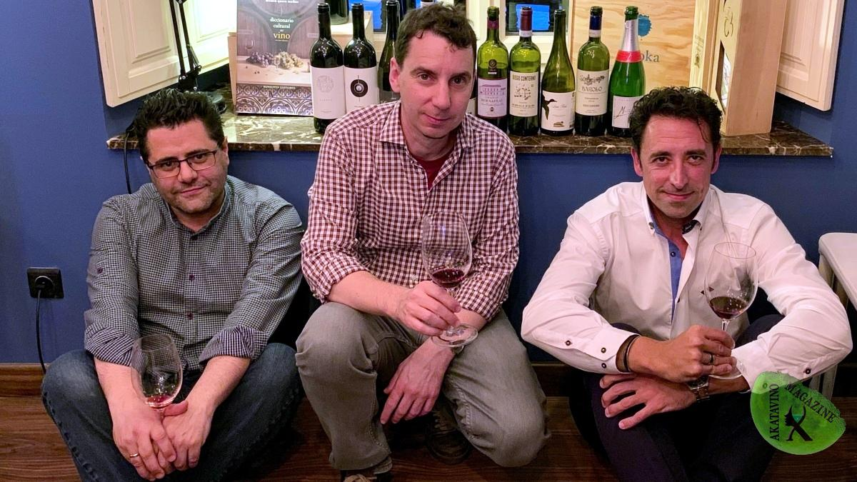 Europa de Norte a Sur con Eclèctic Vins. 10 vinos de 6 países a fondo con Daniel Monsonís | AkataVino Magazine