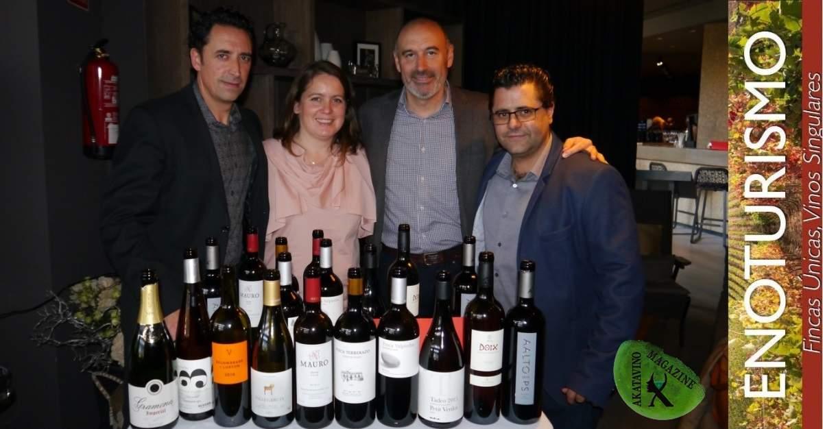 Cata Grandes Pagos de España en D-Wine Marbella © AkataVino.es