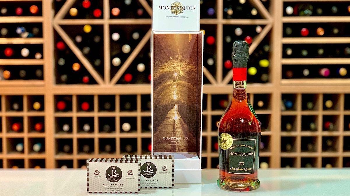 Montesquius Rose Gran Reserva 2009 inusual y complejo, el regalo perfecto para sorprender en Navidad | AkataVino Magazine