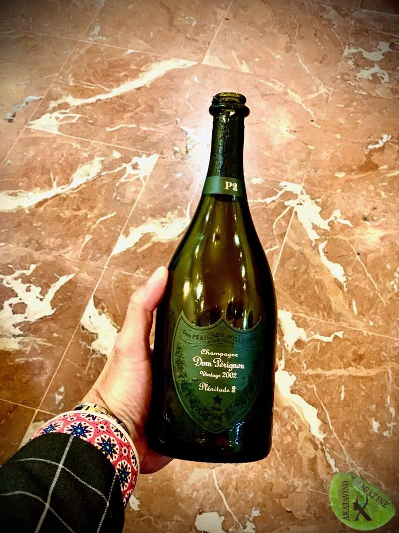 Champagne Dom Perignon Vintage 2002 Plenitude 2 © AkataVino.es