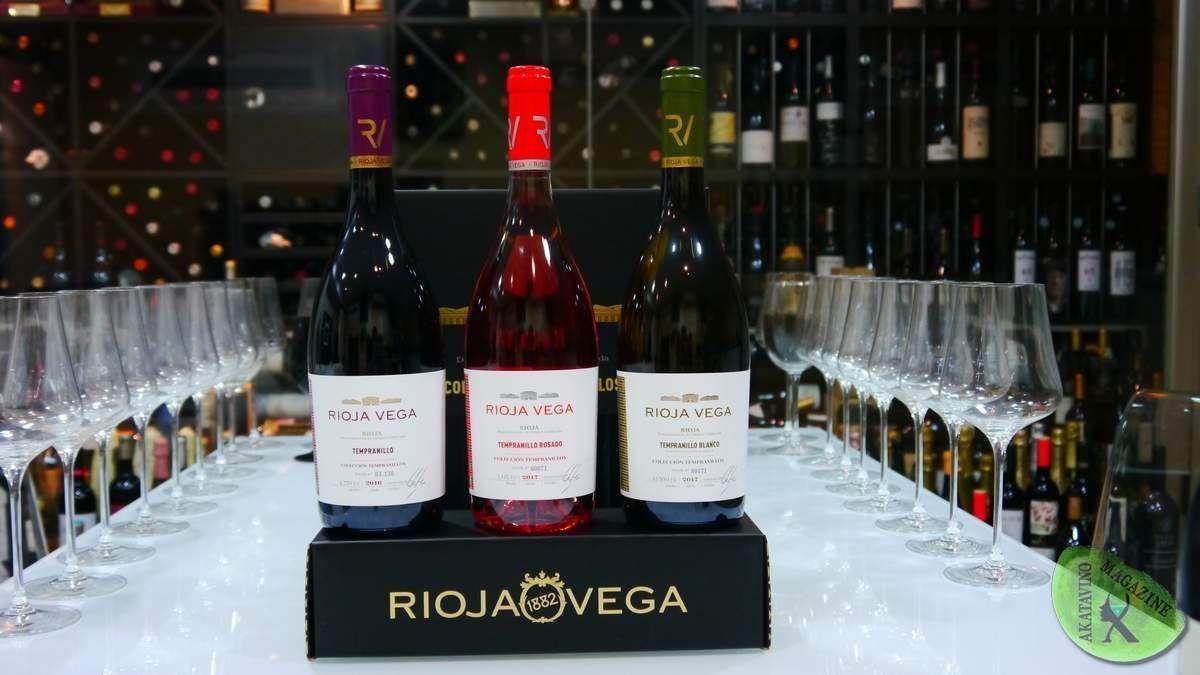 Rioja Vega Colección Tempranillo el regalo perfecto para estas navidades | AkataVino Magazine