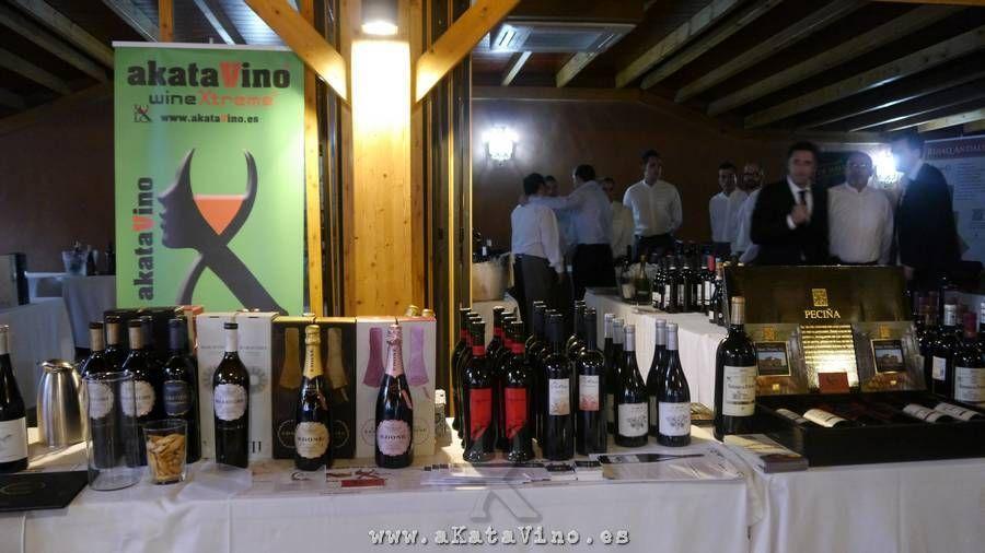 Stand akataVino wine eXperience 2014
