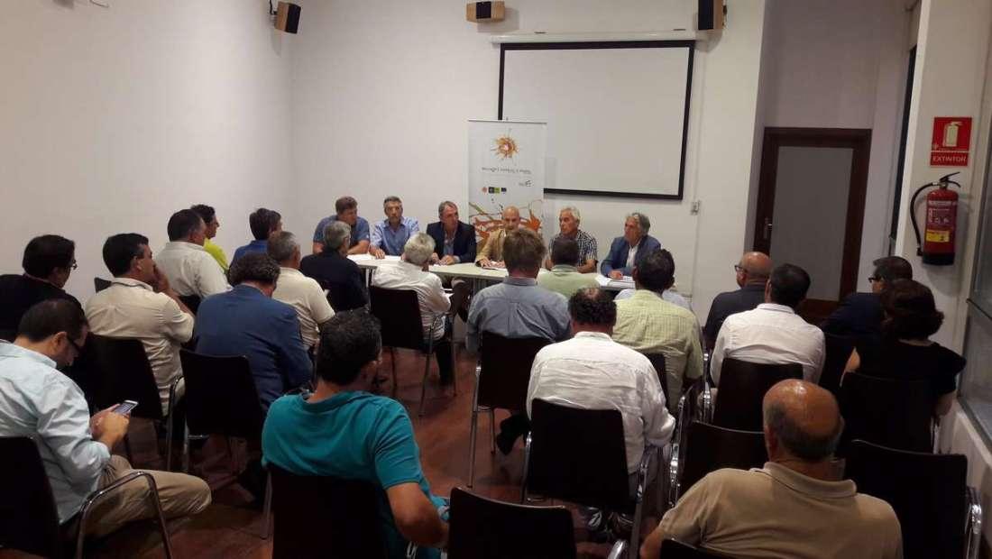Jose Maria Losantos nuevo presidente CRDO Malaga (2)