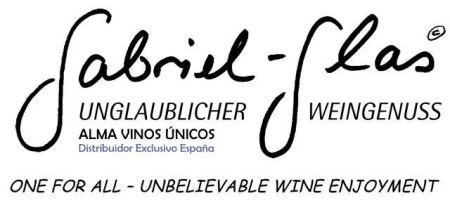 Logo Gabriel Glas Alma Vinos unicos distribuidor