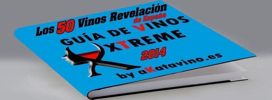 Los 50 Vinos Revelacion España 2014