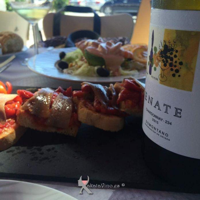 Restaurante Nuevo Arenas en Herradura 2016 © akataVino (4)