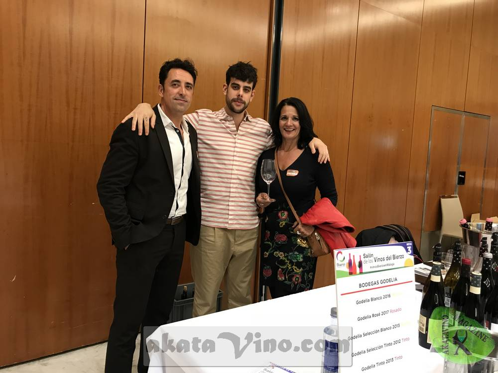 Akatavino con Boris Bodegas Godelia Salon Vinos Bierzo Malaga 04.2018 @ Akatavino.es (34)