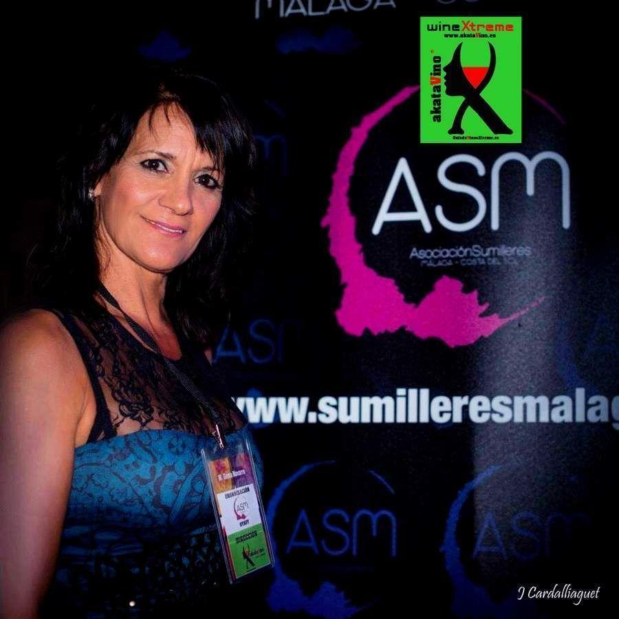 María Navarro Directora de Comunicación de akataVino.es y ASM
