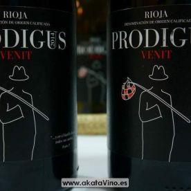 TOP 6 Prodigus Venit 95 puntos TOP 10 Mejores Vinos Revelacion 2016 © akataVino